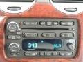 2005 GMC Envoy Light Gray Interior Audio System Photo