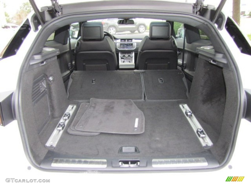 2012 land rover range rover evoque coupe dynamic trunk. Black Bedroom Furniture Sets. Home Design Ideas