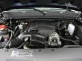 2011 Imperial Blue Metallic Chevrolet Silverado 1500 LS Regular Cab 4x4  photo #6