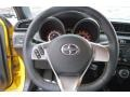 2012 tC Release Series 7.0 Steering Wheel