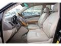 Parchment Interior Photo for 2009 Lexus RX #77380555