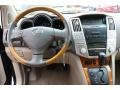 Parchment Dashboard Photo for 2009 Lexus RX #77380791