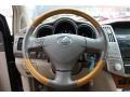 Parchment Steering Wheel Photo for 2009 Lexus RX #77380812