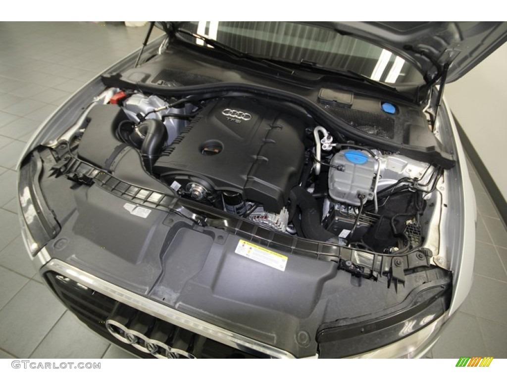 2012 audi a6 2 0t sedan engine photos. Black Bedroom Furniture Sets. Home Design Ideas