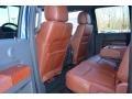 2013 Blue Jeans Metallic Ford F250 Super Duty King Ranch Crew Cab 4x4  photo #12