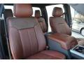 2013 Blue Jeans Metallic Ford F250 Super Duty King Ranch Crew Cab 4x4  photo #18