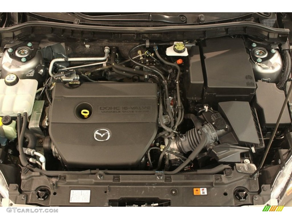 2012 Mazda Mazda3 I Sport 4 Door Engine Photos Gtcarlot Com
