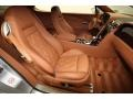 Front Seat of 2008 Continental GT Speed