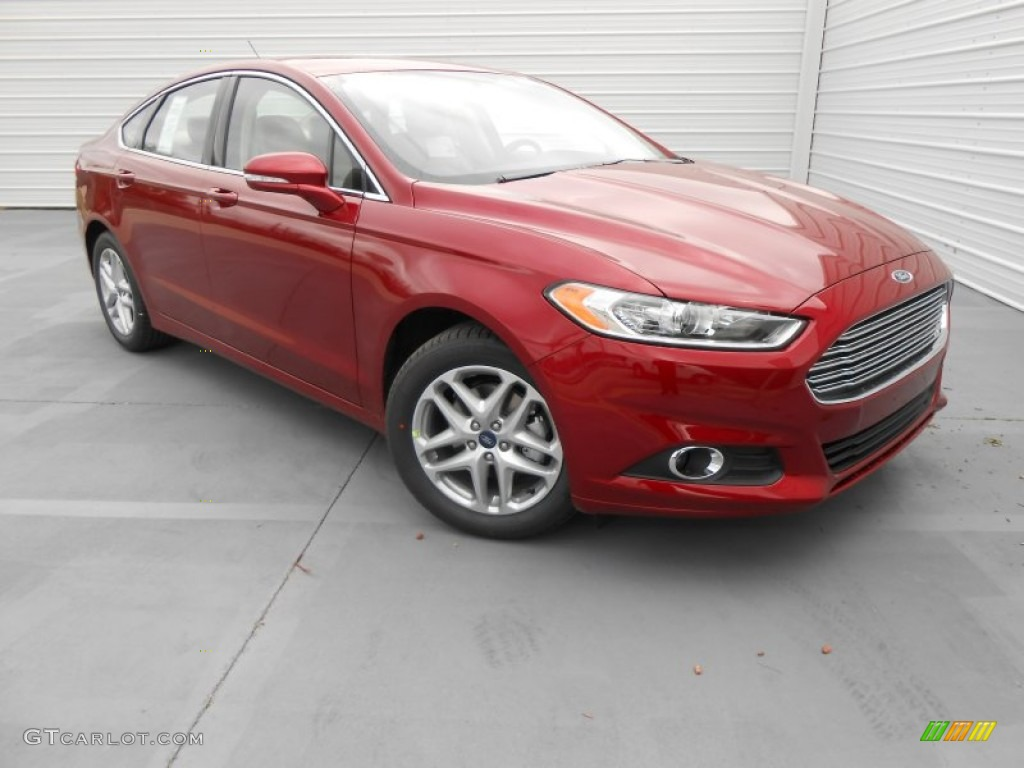ruby red metallic 2013 ford fusion se 1 6 ecoboost exterior photo 77396541. Black Bedroom Furniture Sets. Home Design Ideas