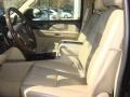 Cocoa/Light Cashmere 2007 GMC Yukon Interiors