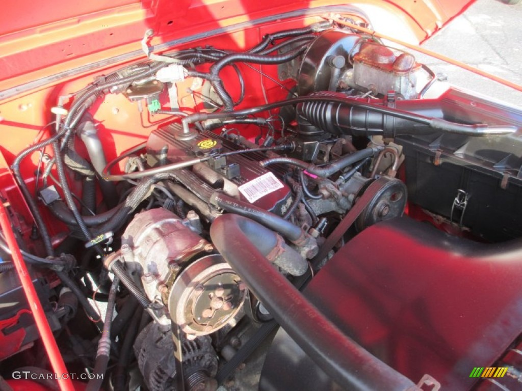 1995 jeep wrangler s 4x4 2 5 liter ohv 8 valve 4 cylinder. Black Bedroom Furniture Sets. Home Design Ideas