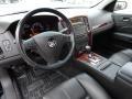 Ebony 2006 Cadillac STS Interiors