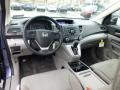Gray Prime Interior Photo for 2013 Honda CR-V #77410233
