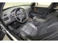 2004 BMW X3 Black Interior Prime Interior Photo