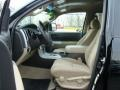 Beige Front Seat Photo for 2008 Toyota Tundra #77418293
