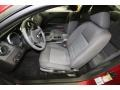 Dark Charcoal Front Seat Photo for 2007 Ford Mustang #77421201