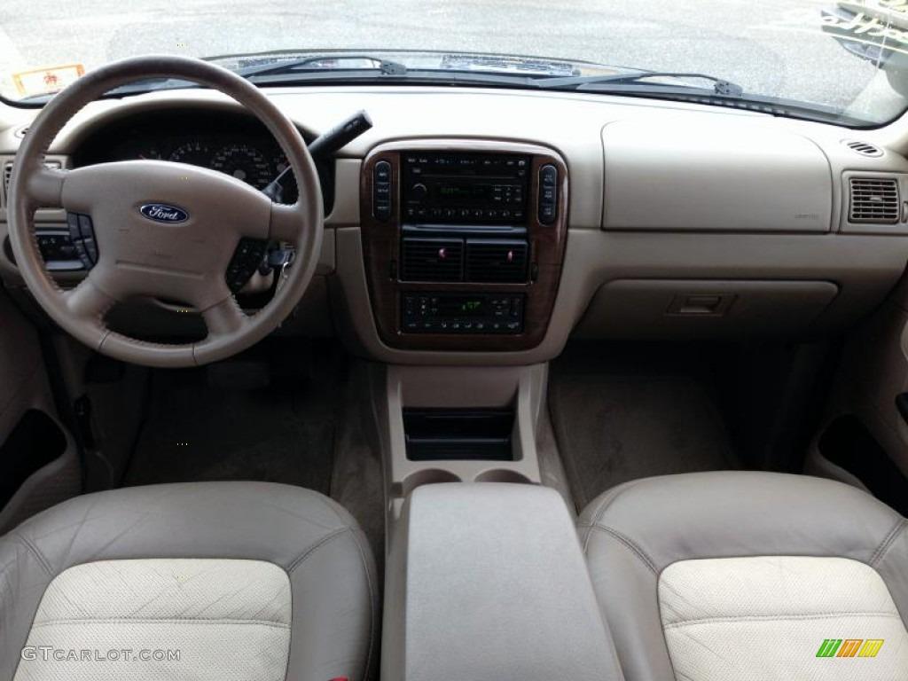 2003 Ford Explorer Ed Bauer 4x4 Dashboard Photos