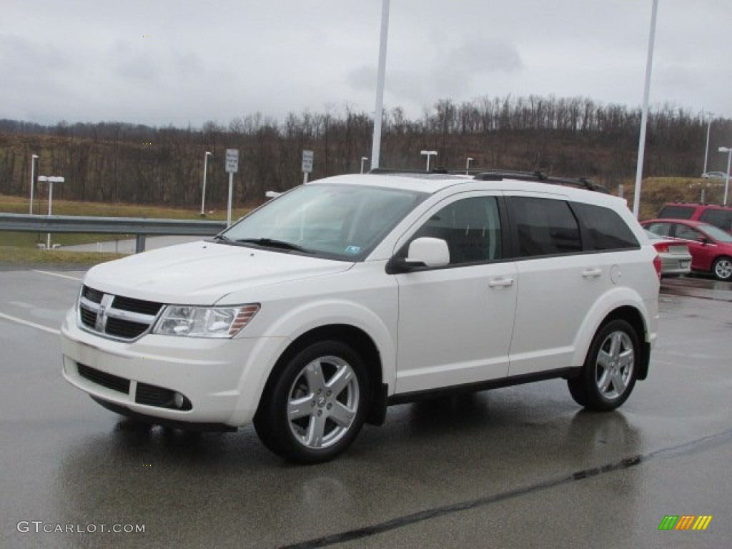 stone white 2010 dodge journey sxt awd exterior photo. Black Bedroom Furniture Sets. Home Design Ideas