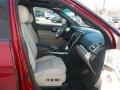Medium Light Stone Front Seat Photo for 2013 Ford Explorer #77437973