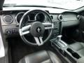 Dark Charcoal Prime Interior Photo for 2006 Ford Mustang #77449245