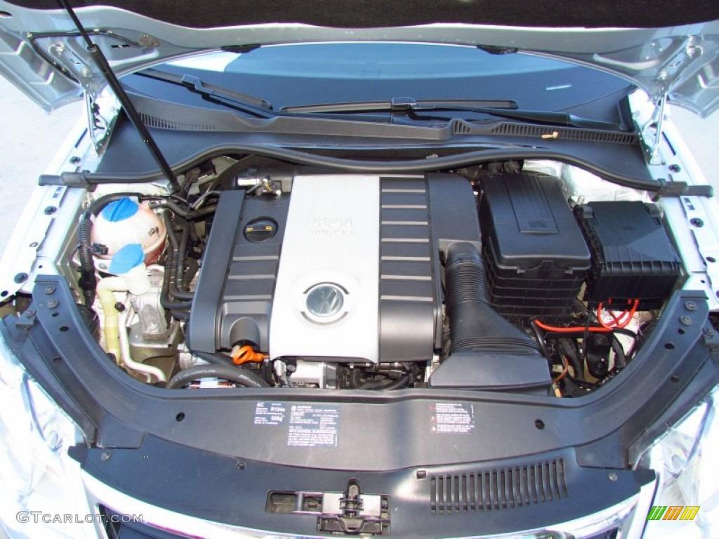 volkswagen eos  engine  gtcarlotcom