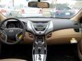 Beige Dashboard Photo for 2013 Hyundai Elantra #77458042