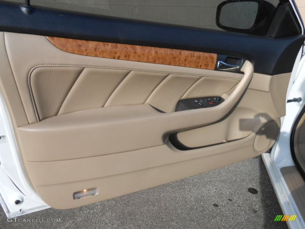 1995 Honda Accord Ex Sedan Beige Door Panel Photo 77462331