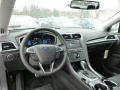 Charcoal Black Dashboard Photo for 2013 Ford Fusion #77464837