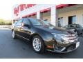 2011 Tuxedo Black Metallic Ford Fusion SEL  photo #1