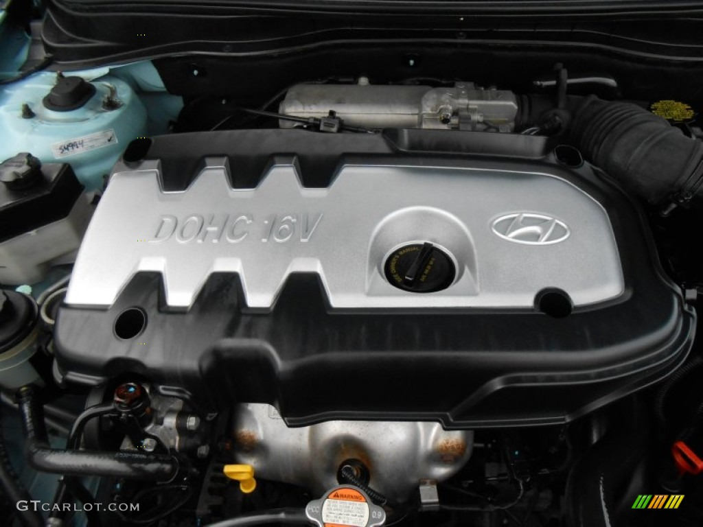 2007 Hyundai Accent GS Coupe Engine Photos GTCarLot com
