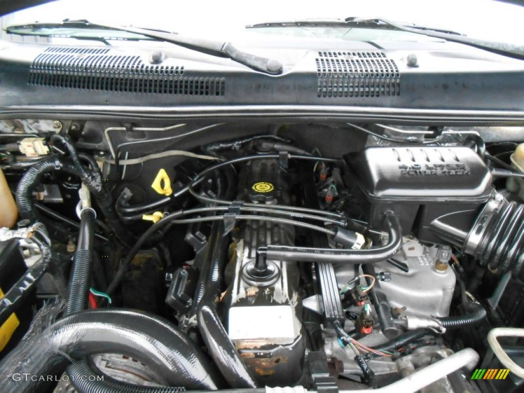 2003 Jeep Grand Cherokee Laredo 4 0 Liter Ohv 12 Valve