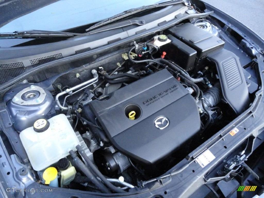 2008 Mazda Mazda3 I Touring Sedan 2 0 Liter Dohc 16v Vvt 4