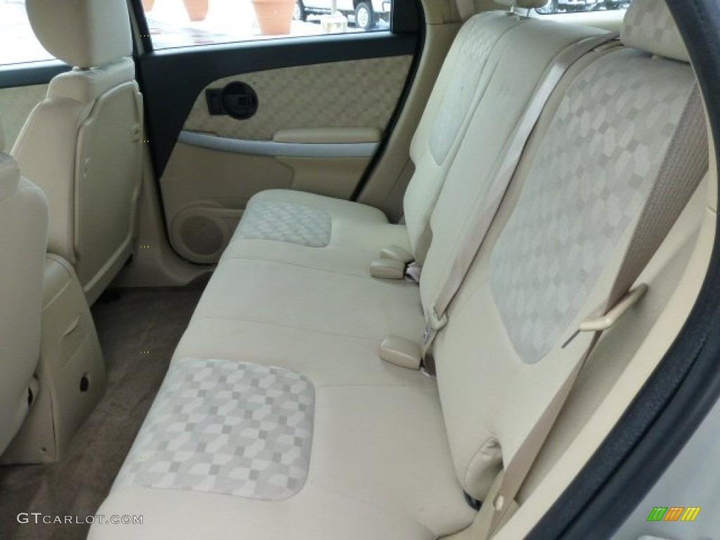 2009 chevrolet equinox ls rear seat photo 77485118. Black Bedroom Furniture Sets. Home Design Ideas