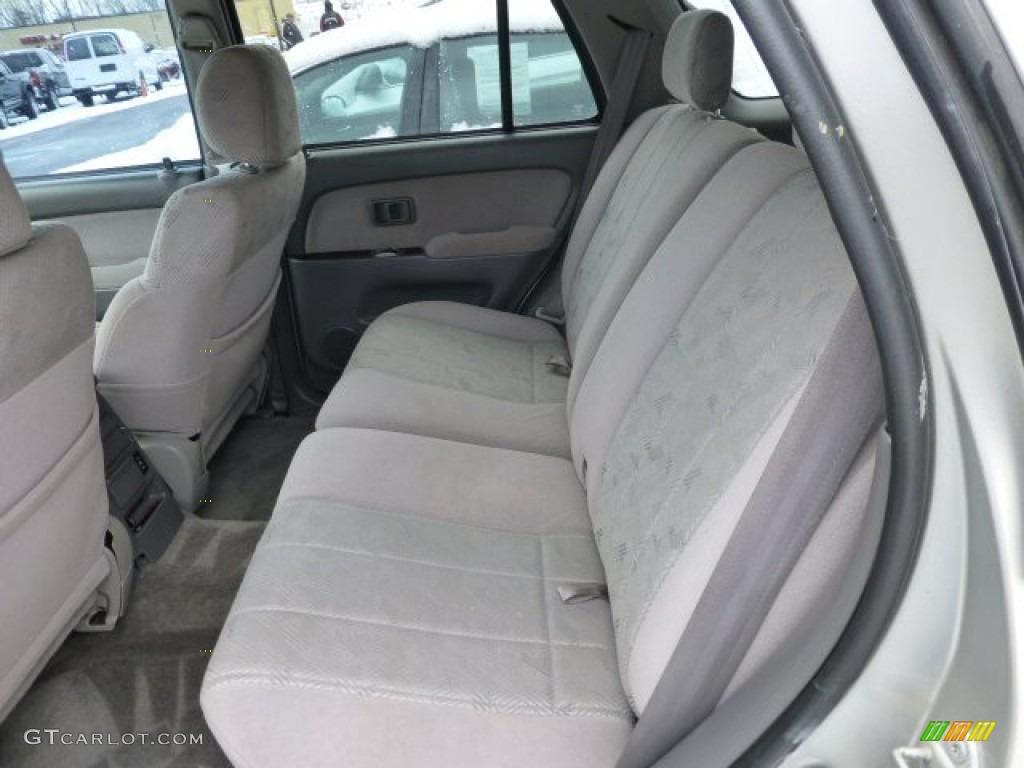 2001 toyota 4runner sr5 4x4 rear seat photos. Black Bedroom Furniture Sets. Home Design Ideas