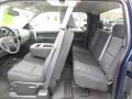 2011 Imperial Blue Metallic Chevrolet Silverado 1500 LS Extended Cab 4x4  photo #14