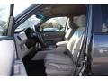 2010 Honda Pilot Gray Interior Front Seat Photo