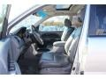Gray Front Seat Photo for 2006 Honda Pilot #77493425