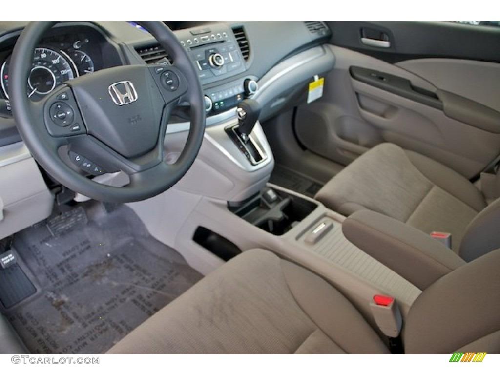 Gray interior 2013 honda cr v lx photo 77495600 for Honda cr v 2013 interior