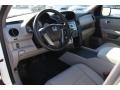 Gray Prime Interior Photo for 2011 Honda Pilot #77495858