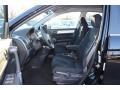 Black Front Seat Photo for 2011 Honda CR-V #77496514