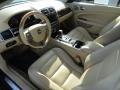 2007 Jaguar XK Caramel Interior Prime Interior Photo