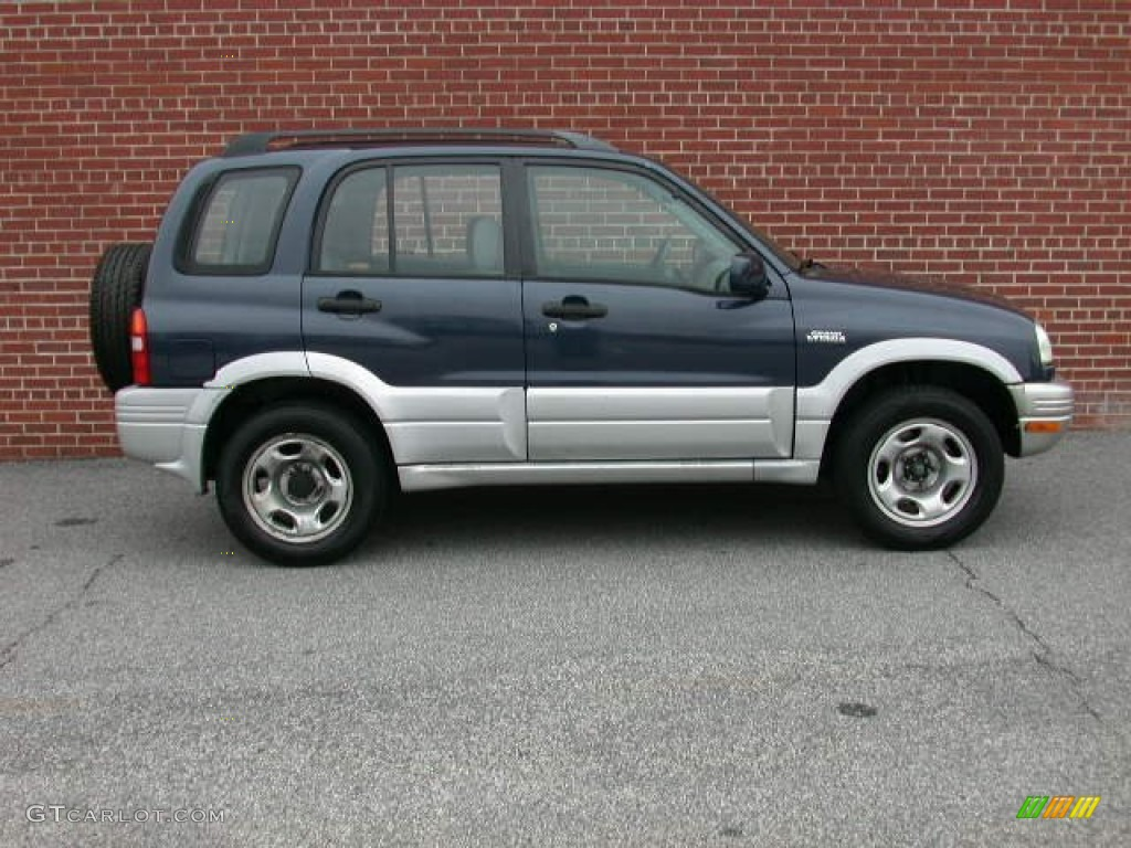 baltic blue 1999 suzuki grand vitara jlx 4wd exterior. Black Bedroom Furniture Sets. Home Design Ideas