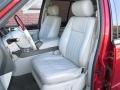 2005 Vivid Red Metallic Lincoln Navigator Luxury  photo #13