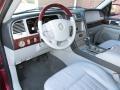 2005 Vivid Red Metallic Lincoln Navigator Luxury  photo #15