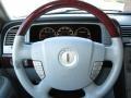 2005 Vivid Red Metallic Lincoln Navigator Luxury  photo #23
