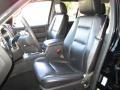 2006 Ford Explorer Black Interior Front Seat Photo