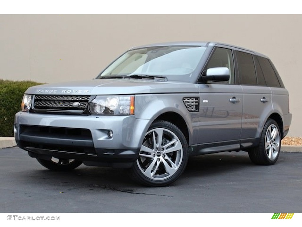 orkney grey metallic 2012 land rover range rover sport hse. Black Bedroom Furniture Sets. Home Design Ideas