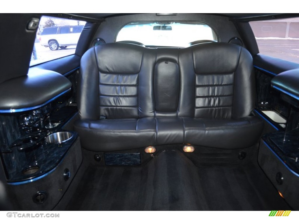2000 lincoln town car executive limousine interior color. Black Bedroom Furniture Sets. Home Design Ideas