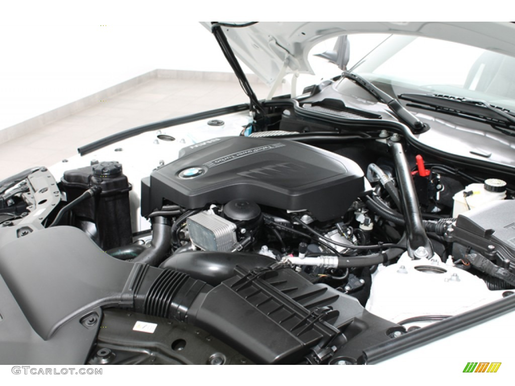 2012 Bmw Z4 Sdrive28i Engine Photos Gtcarlot Com