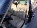 Front Seat of 1993 E Class 300 E Sedan